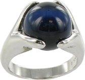 Verwisselbare Steen Ring - 925 Zilver - 19mm - ER01619