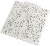 Katy Sue Mould - Snowflakes