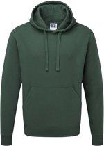 Russell Authentic Hoodie voor Heren Donker Groen XL