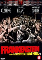 Frankenstein And The Monster From Hell (dvd)