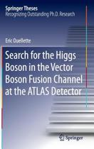 Search for the Higgs Boson in the Vector Boson Fusion Channel at the ATLAS Detector