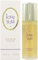 Love You Parfum For Women - 55 ml - Eau De Parfum