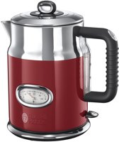 Russell Hobbs Retro - Waterkoker - Ribbon Red