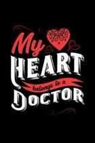 My Heart Belongs to a Doctor