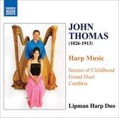 Thomas: Harp Music