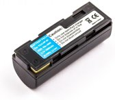 Battery similar FUJIFILM NP-80, Li-ion, 3,7V, 1800mAh, 6,7Wh