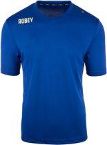 Robey Shirt Score - Voetbalshirt - Royal Blue - Maat XXXL