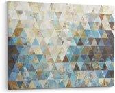 Kave Home Canvas doek Dou - 80x100cm