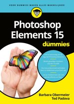 Voor Dummies - Photoshop Elements 15 voor Dummies