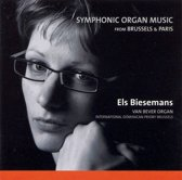 Symphonic Organ Music From Brussels
