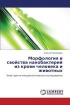 Morfologiya I Svoystva Nanobakteriy Iz Krovi Cheloveka I Zhivotnykh