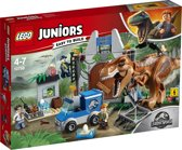 LEGO Juniors Jurassic World T-Rex. Ontsnapping - 10758