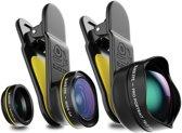 Black Eye Travel Kit G4 Smartphone Lenzen - Zwart