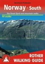 Norway South walking guide 53T