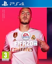 Cover van de game FIFA 20 - PS4