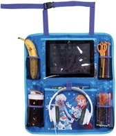 Disney Kinderorganizer Frozen 50 X 45 Cm Blauw - car organiser - auto opbergzak - autostoel zak - Frozen