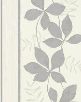 Fifty Shades bloem d.grijs/creme