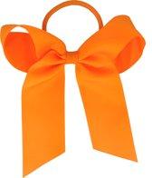 Oranje haarstrik Koningsdag | Oranje | Meisje