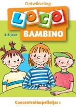 Bambino Loco / 1 / deel Concentratiespelletjes