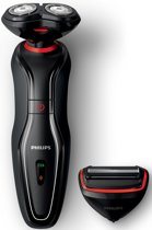 Philips Click & Style S728/17 - Scheerapparaat en body groom