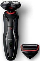 Philips Click & Style S728/17 - Scheerapparaat en body groom
