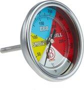 Waterdichte professionele bbq smoker thermometer kalibreerbraar