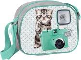 Studio Pets - Schoudertas - Kitten - voor Meisjes - 24 cm