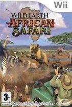 Wild Earth, African Safari  Wii