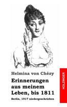 Erinnerungen Aus Meinem Leben, Bis 1811