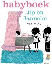 Babyboek Jip en Janneke roze Jip en Janneke babyboek