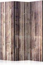 Vouwscherm - Hout en charme 135x172cm