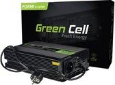600W AC 230V / DC 12V naar AC 230V met USB Stroom Inverter Converter voor pompen in centrale verwarmingssystemen