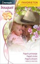 Papa's prinsesje / Papa's trots / Papa's droom - Bouquet Favorieten 352, 3-in-1