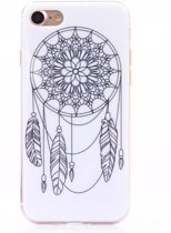 tpu imd softcase iphone 7 8 dreamcatcher