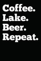 Coffee Lake Beer Repeat
