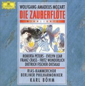 Mozart: Die Zauberflote (highlights) / Bohm, Peters