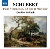 Schubert: Unfinished Sonatas