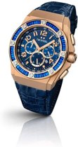 TW Steel CEO Tech  Kelly Rowland CE4007- Horloge  - 44 mm -  Blauw