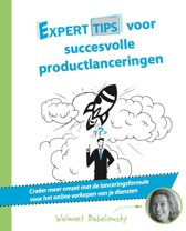 Experttips boekenserie - Experttips voor succesvolle productlanceringen