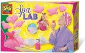 SES Spa lab- Bruistabletten en badzout maken