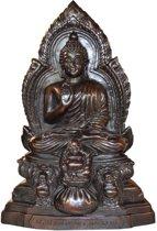 Decoratie Boeddha zittend