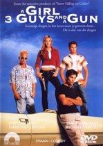 Girl, 3 Guys And A Gun (dvd)