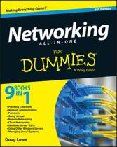 Networking All-In-One for Dummies, 6th Edition