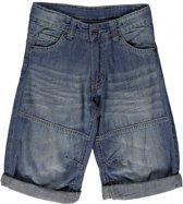 jongens Korte broek Blue Seven jongenskleding - Bermuda jeans skatemodel - 63529(89) - Maat 146 7091025045322