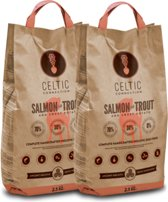 Celtic Connection - Duo Pack Salmon with Trout & Sweet Potato - 2x 2.5Kg