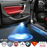 Auto deurlogo projector BMW ǀ Pride Kings®
