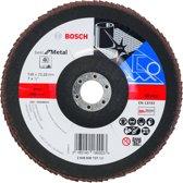 Bosch - Lamellenschuurschijf 180 mm, 22,23 mm, 40