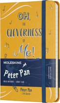 Moleskine Limited Edition Peter Pan - Notebook - Pocket - Ruled - Peter Orange Yellow