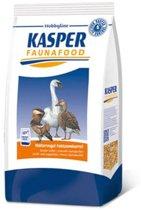 Kasper Faunafood Hobbyline Watervogel Foktoom Productiekorrel - Vogelvoer/Eendenvoer - 4 kg