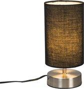 Tafellamp Milo 2 rond zwart